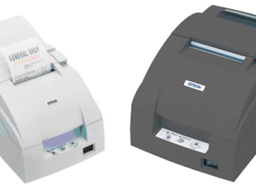 Impresora TMU220B